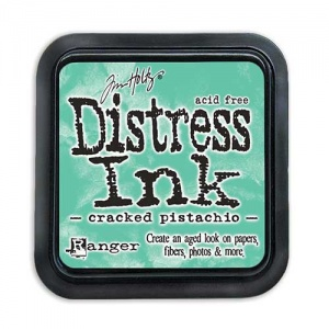 Tim Holtz Distress Ink Pad - Cracked Pistachio