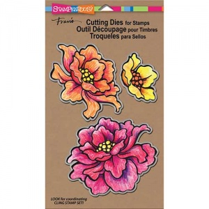 Stampendous! Die Cut Set - Blossom Beauty