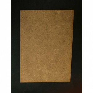 That's Crafty! Surfaces MDF ATC's - Pack of 10 - Square Corners