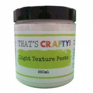 That's Crafty! Light Texture Paste