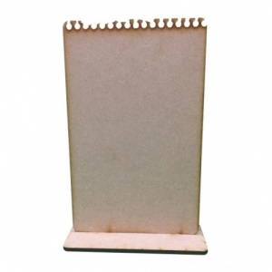 That's Crafty! Surfaces MDF Uprights - Torn Note Page - Pack of 5