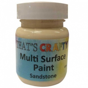 That's Crafty! Multi Surface Paint - Sandstone