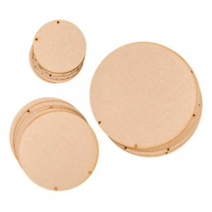That's Crafty! Surfaces MDF Rounds