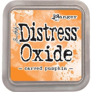 Tim Holtz Distress Distress Oxide Ink Pad - Carved Pumpkin