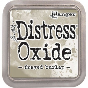 Tim Holtz Distress Distress Oxide Ink Pad - Frayed Burlap