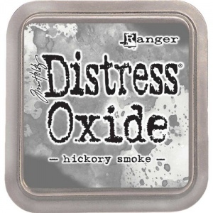 Tim Holtz Distress Distress Oxide Ink Pad - Hickory Smoke