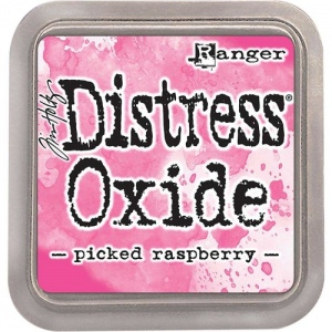 Tim Holtz Distress Distress Oxide Ink Pad - Picked Raspberry