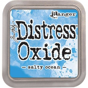 Tim Holtz Distress Distress Oxide Ink Pad - Salty Ocean