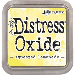 Tim Holtz Distress Distress Oxide Ink Pad - Squeezed Lemonade