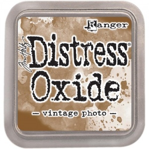 Tim Holtz Distress Distress Oxide Ink Pad - Vintage Photo