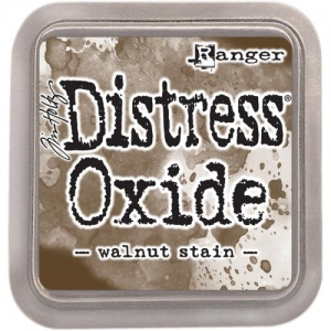 Tim Holtz Distress Distress Oxide Ink Pad - Walnut Stain