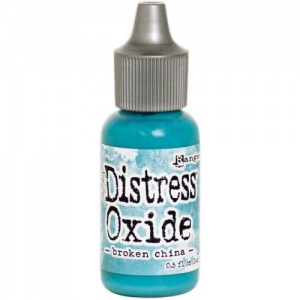 Tim Holtz Distress Oxide Reinker - Broken China