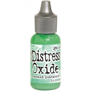 Tim Holtz Distress Oxide Reinker - Cracked Pistachio