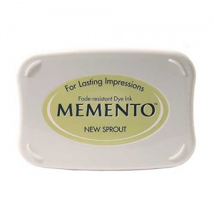 Memento Ink Pad - New Sprout