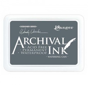 Ranger Archival Ink Pad Designer Series - Watering Can