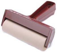 Speedball Rubber Brayer - 4ins
