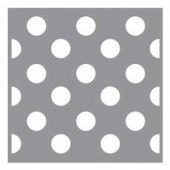 DecoArt Americana Decor Stencil - Polka Dot Pop