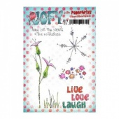 PaperArtsy Cling Mounted JOFY Collection Stamp Set - JOFY 25