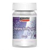 Pentart Heavy Body Gel - Glossy - 100mls