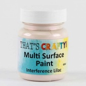 That's Crafty! Multi Surface Paint - Interference Lilac