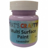 That's Crafty! Multi Surface Paint - Lavender