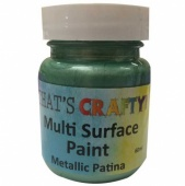 That's Crafty! Multi Surface Paint - Metallic Patina