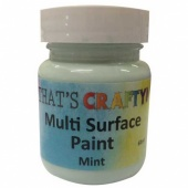 That's Crafty! Multi Surface Paint - Mint