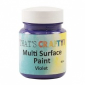 That's Crafty! Multi Surface Paint - Violet