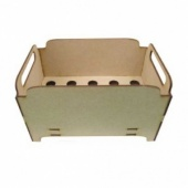 That's Crafty! Surfaces Stackable Storage Box 6