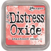 Tim Holtz Distress Distress Oxide Ink Pad - Abandoned Coral