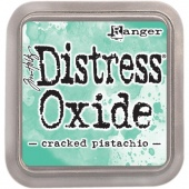Tim Holtz Distress Distress Oxide Ink Pad - Cracked Pistachio