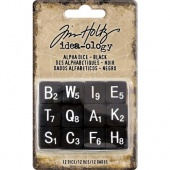 Tim Holtz Idea-ology Alpha Dice