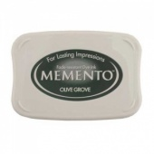 Memento Ink Pad - Olive Grove
