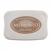 Memento Ink Pad - Toffee Crunch