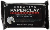 Creative Paperclay - 16oz