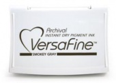 VersaFine Pigment Ink - Smokey Gray