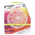 Carabelle Studio Unmounted Art Printing Stamps - Round
