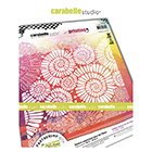 Carabelle Studio Unmounted Art Printing Stamps - Square