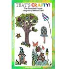 That's Crafty! Clear Stamp Sets by Melina Dahl