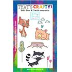 That's Crafty! Clear Stamp Sets by Magda Polakow