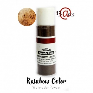 13 Arts Rainbow Color - Brown