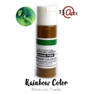 13 Arts Rainbow Color Duo - Pistachio Green