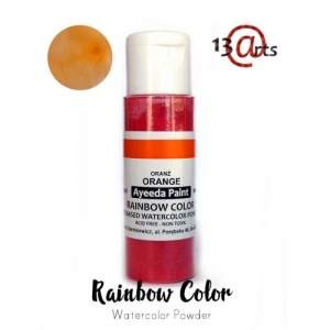 13 Arts Rainbow Color - Orange