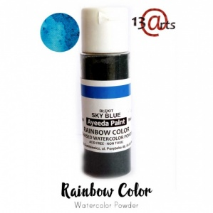 13 Arts Rainbow Color - Sky Blue