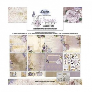 3Quarter Designs Lavender Fields Collection