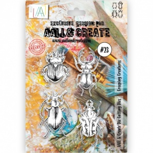 AALL & Create Die Set #23 - Creeping Creatures