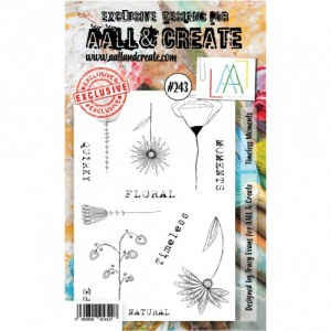 AALL and Create Stamp Set #243 - Timeless Moments