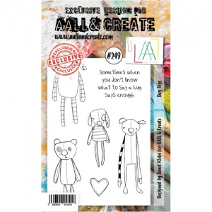 AALL and Create Stamp Set #249 - Dog Toys