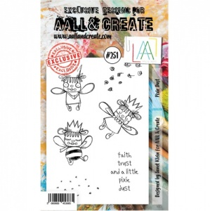AALL and Create Stamp Set #251 - Pixie Dust