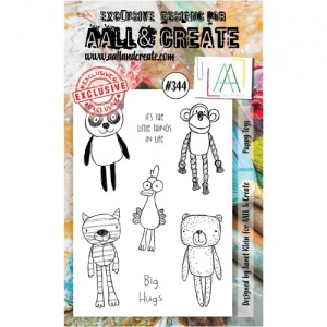 AALL and Create Stamp Set #344 - Puppy Toys